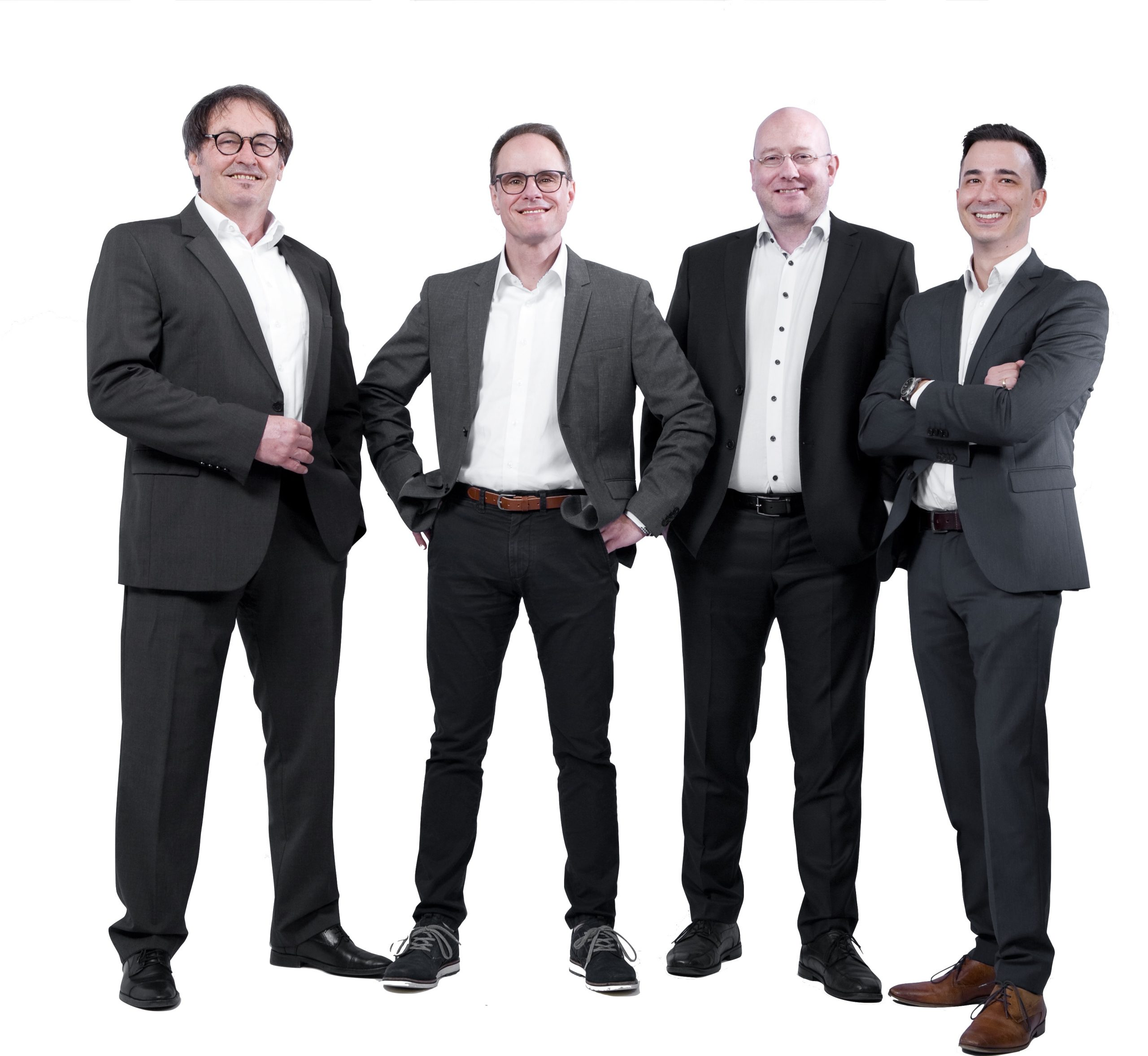 The Founding Team of PLUS4DATA GmbH